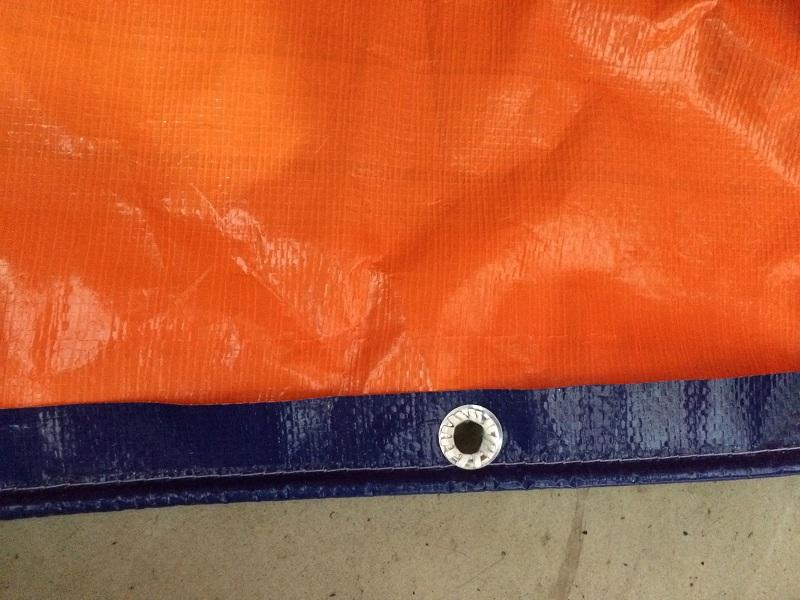 Bạt xanh cam