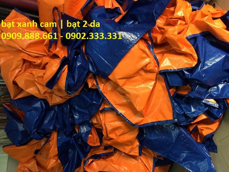báo giá bạt xanh cam